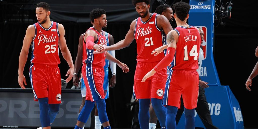 11 Sixers appear on Friday night's NBA injury report while the team awaits COVID-19 test results