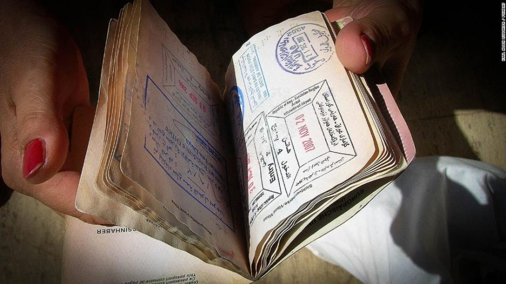 The most powerful passports in the world for 2021