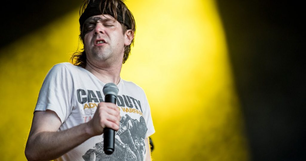 Ariel Pink was shot down by Label in the wake of the Trump Capitol rally