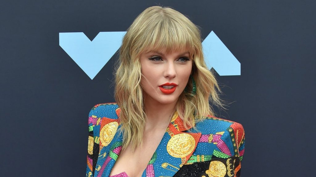 Taylor Swift breaks record for best-selling album for the fifth time
