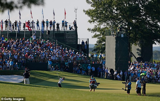 One report from Golfweek indicates that the 2022 PGA Championship will take place elsewhere
