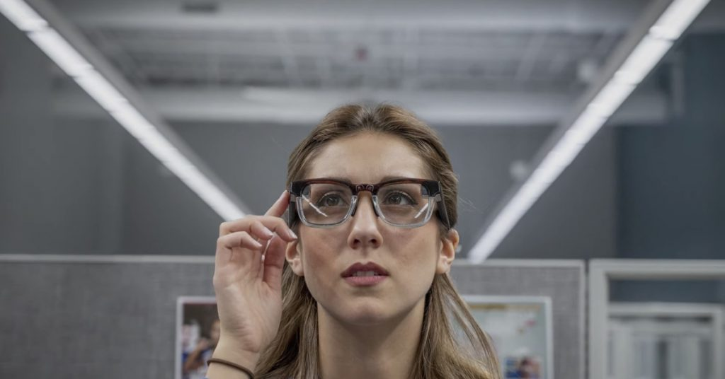 The new Vuzix microLED smart glasses look like the ones you want to wear in public