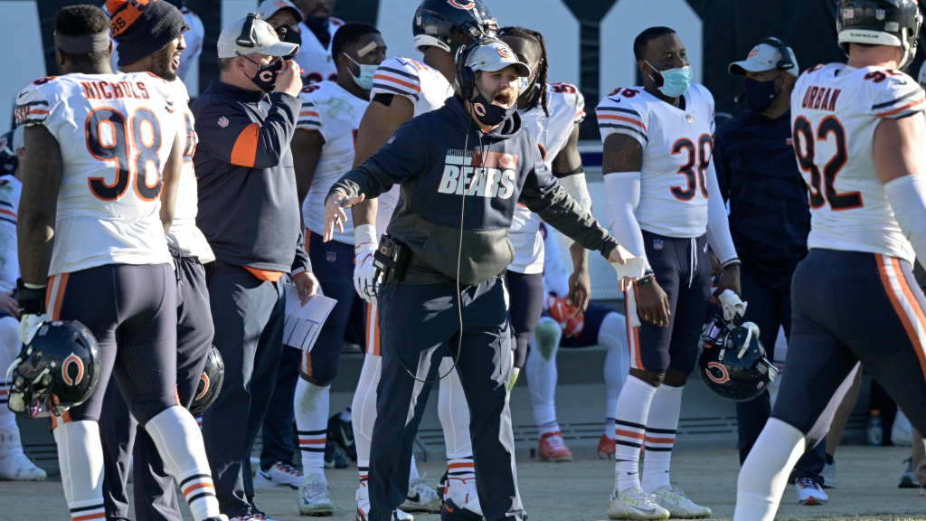 4 candidates to replace Chuck Pagano as Bears' Defense Coordinator
