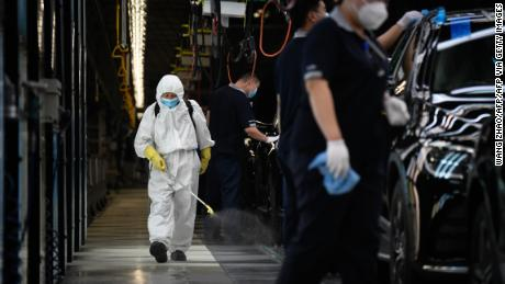 The last possible suspect in China in its search for foreign sources of the Corona virus?  Auto parts packaging