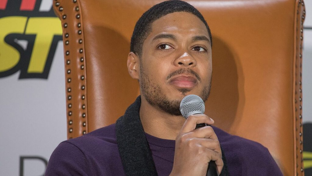 'Justice League' star Ray Fisher talks after being removed from The Flash after a feud with the studio president