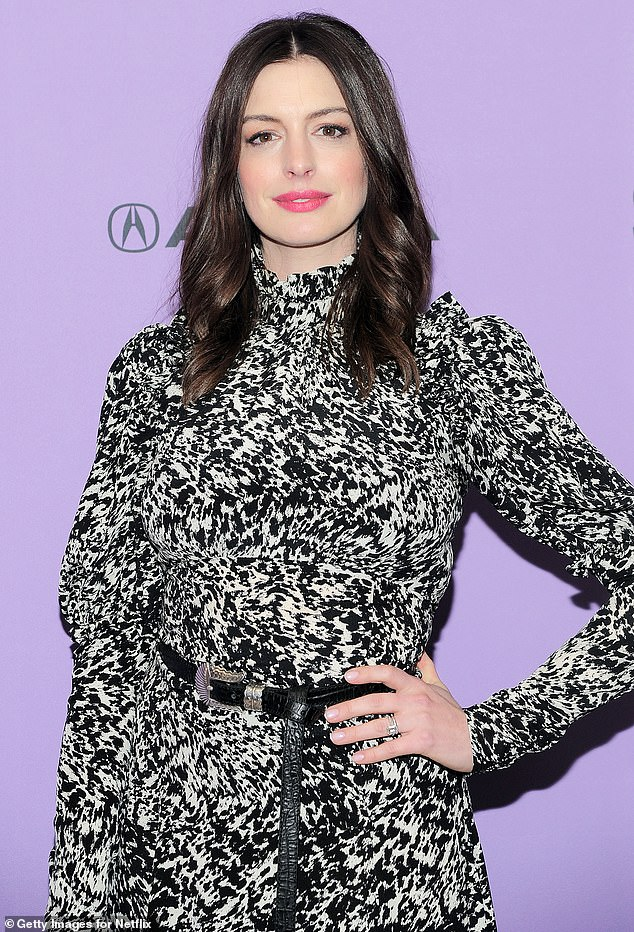 Friends call her: Hathaway offered some alternatives: