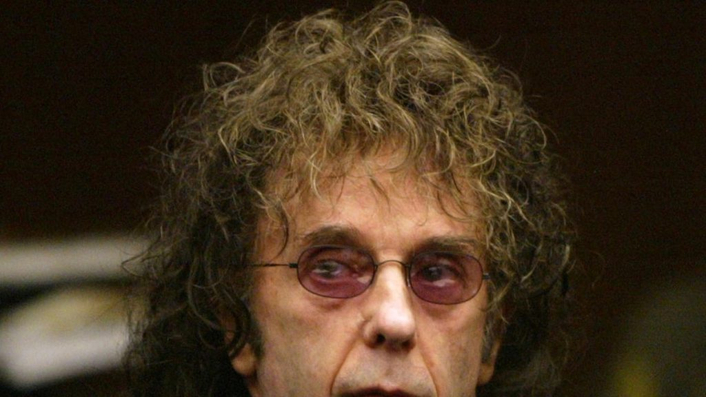 Music producer Phil Spector is dead at age 81