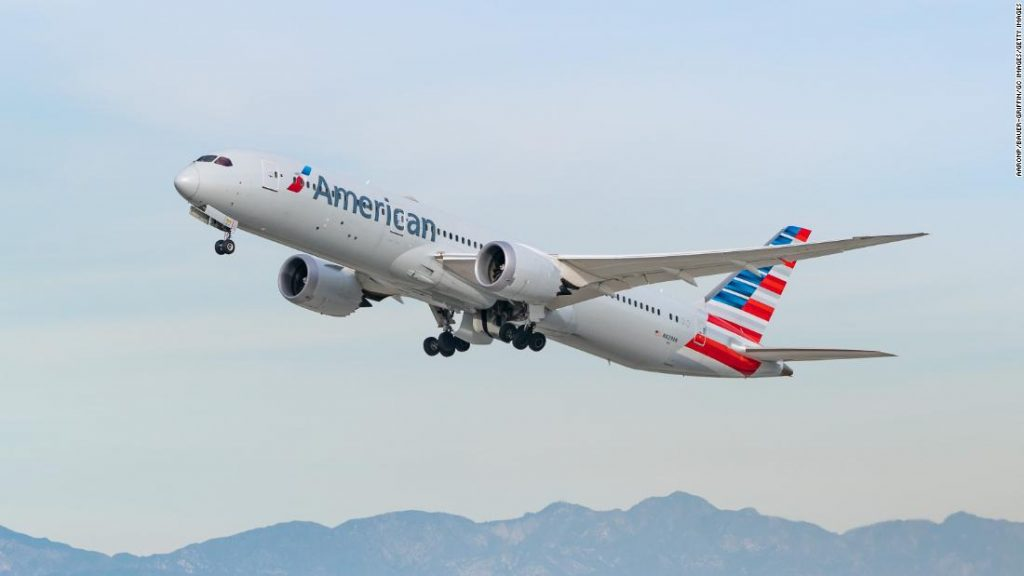 American Airlines opens in-house wine delivery service