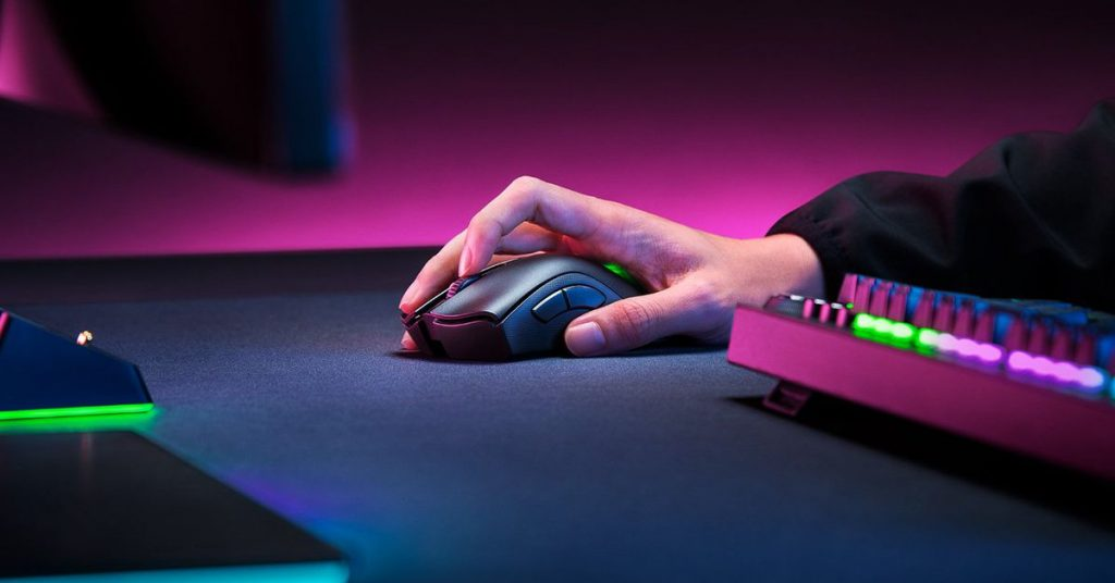 Razer DeathAdder V2 Pro Wireless Gaming Mouse gets its first major price cut