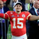 Patrick Mahomes had the highest pedestrian rating ever, in both the regular season and the playoffs