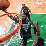 Celtics' Jaylen Brown makes NBA history with a big performance, gets a shout out from Bill Russell