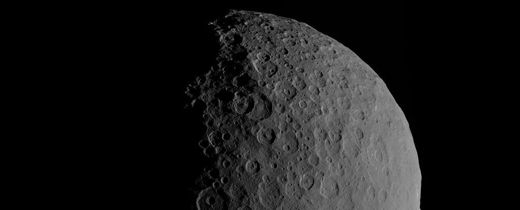 """A scientist said that having a """"giant satellite"""" orbiting Ceres would make a good home for humans"""