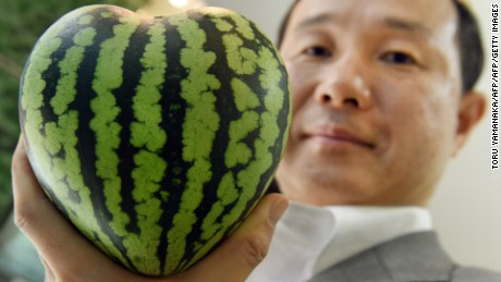 $ 27,000 watermelon?  Getting rid of the exorbitant price tag of the luxury fruit habit in Japan