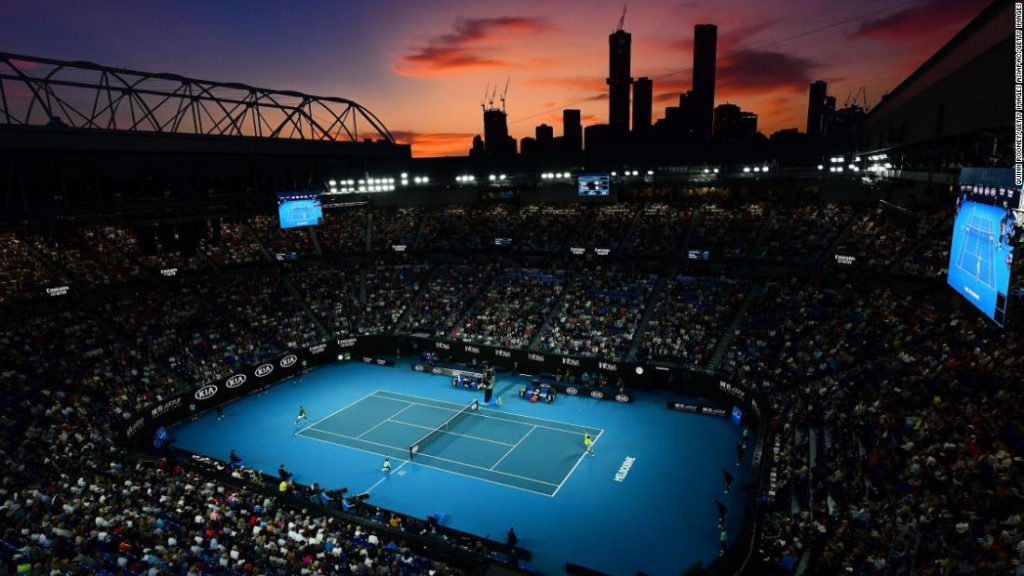 Australian Open: 47 players in quarantine after positive Covid-19 tests on two charter flights