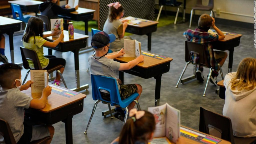 CDC researchers say personal learning during a pandemic is possible with the right precautions