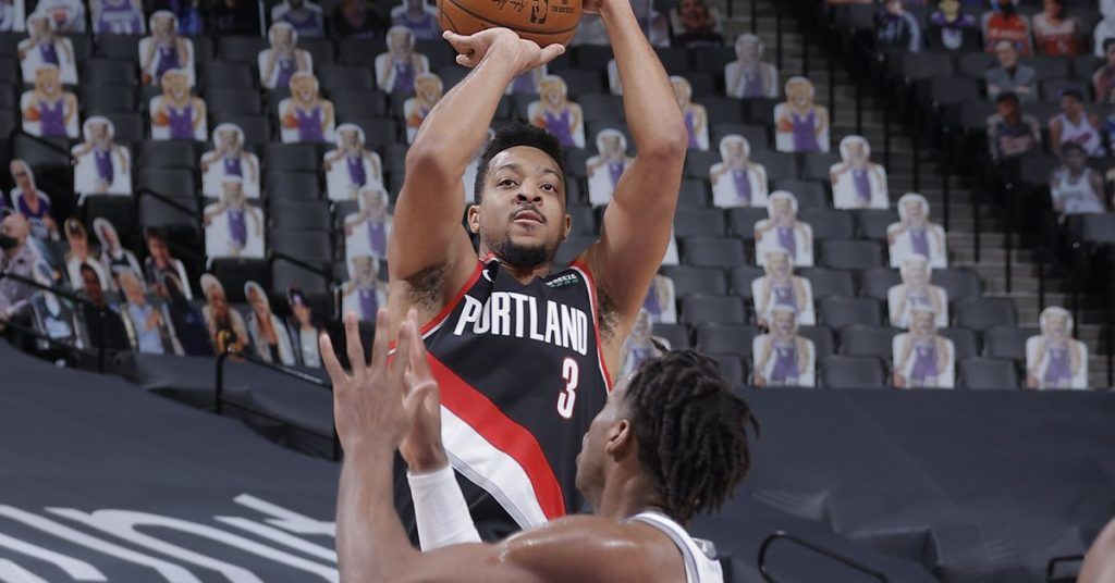 CJ McCollum has been scrolling royalty with tremendous scoring effort