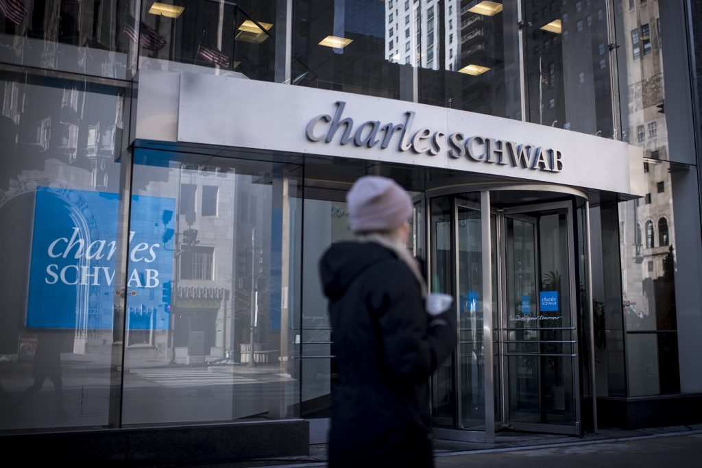 Charles Schwab Q4 earnings 2020
