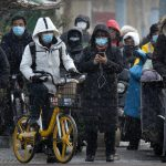 China is experiencing an outbreak of the virus in its northeast