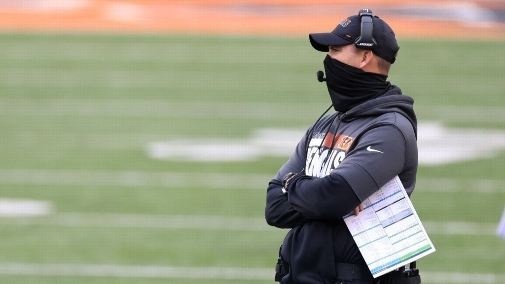 """Cincinnati Bengals to keep head coach Zach Taylor, """"stay optimistic on the foundation"""" he builds"""