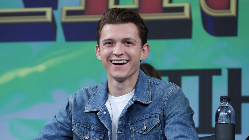 Disney reveals first look at Tom Holland's role in the new Disneyland Spider-Man game