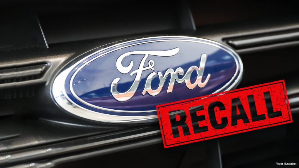 Ford recalls 3 million cars for airbags, at a cost of $ 610 million