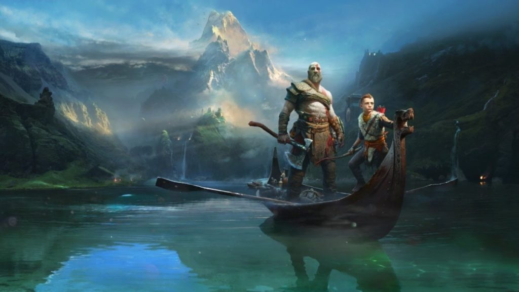 God of War First-Person Mod introduces players to a new perspective