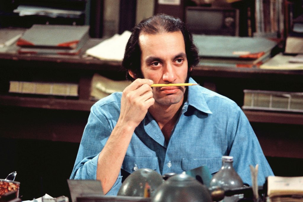 Gregory Sierra, actor in Barney Miller, has died at the age of 83