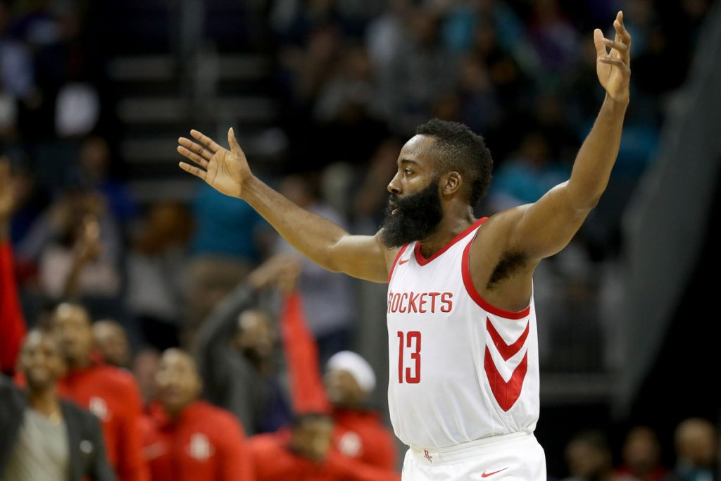 "James Harden embraces ""sacrifice"" to make Nets' Big 3 work"