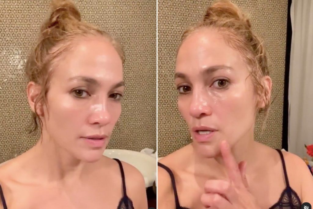 Jennifer Lopez shuts down Instagram due to Botox comments