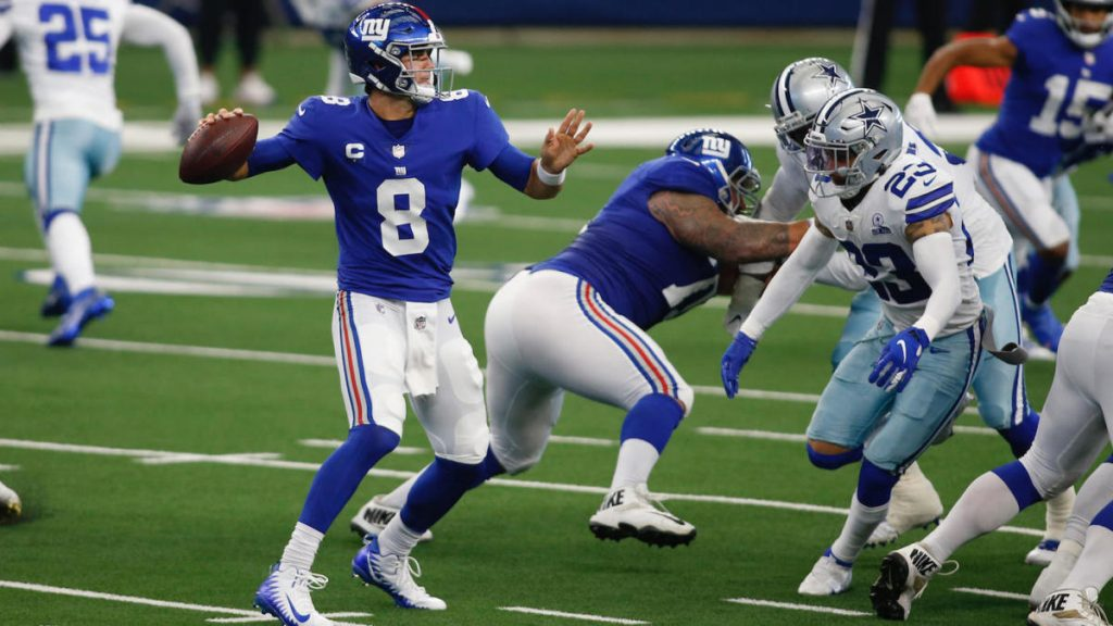 """Joe Judge of the Giants: Daniel Jones was """"more prepared"""" than he should have been while commenting on the game plan"""