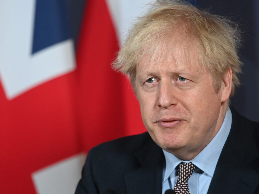 Johnson says Britain's restrictions will likely increase
