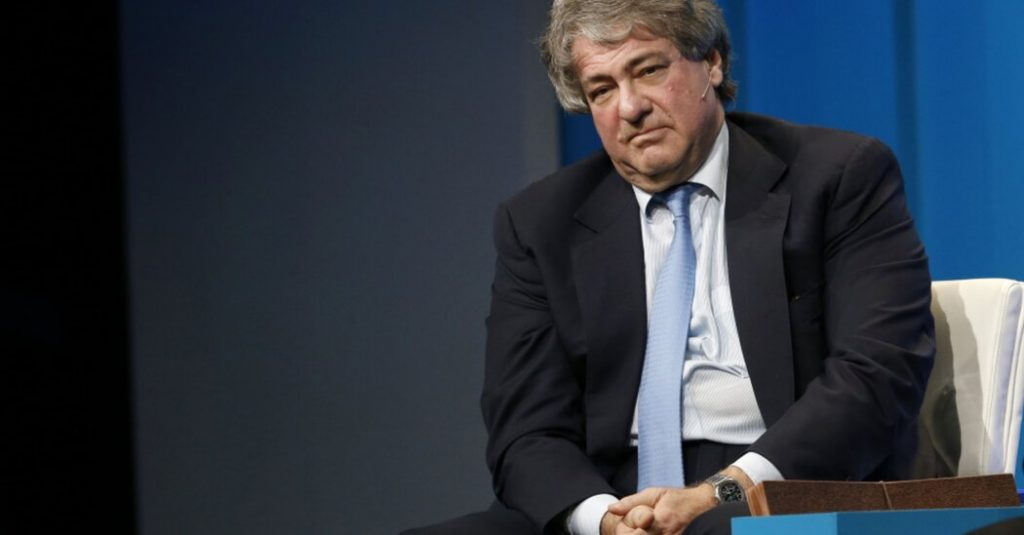 Leon Black steps down as CEO of Apollo over payments to Jeffrey Epstein