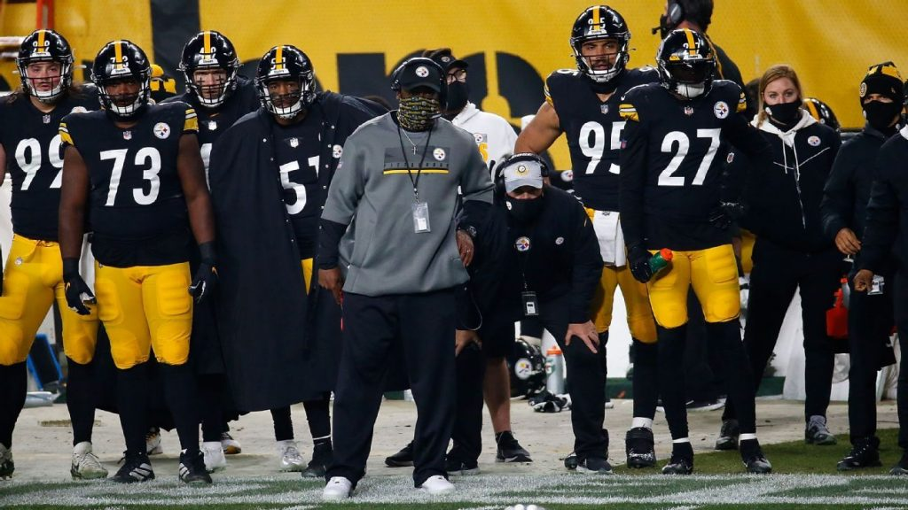 Mike Tomlin about the late-season Pittsburgh Steelers meltdown