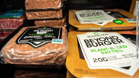 PepsiCo and Beyond Meat announced a joint venture on Tuesday