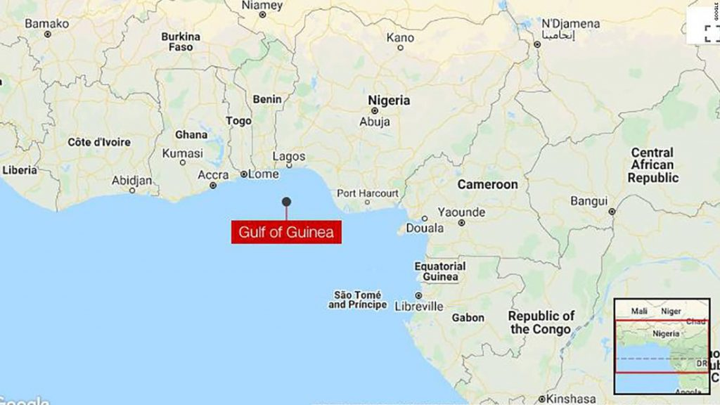 Pirates off the coast of Nigeria kidnap 15 sailors in an attack on the Turkish container ship Mozart