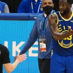 "Referees admitted that dismissing Draymond Green was a ""mistake,"" says Steve Kerr"