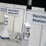 The company said 12 Walmart stores in New Jersey are ready to give COVID vaccines