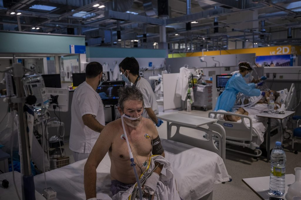 The growing cases in Spain give the epidemiological hospital a second chance