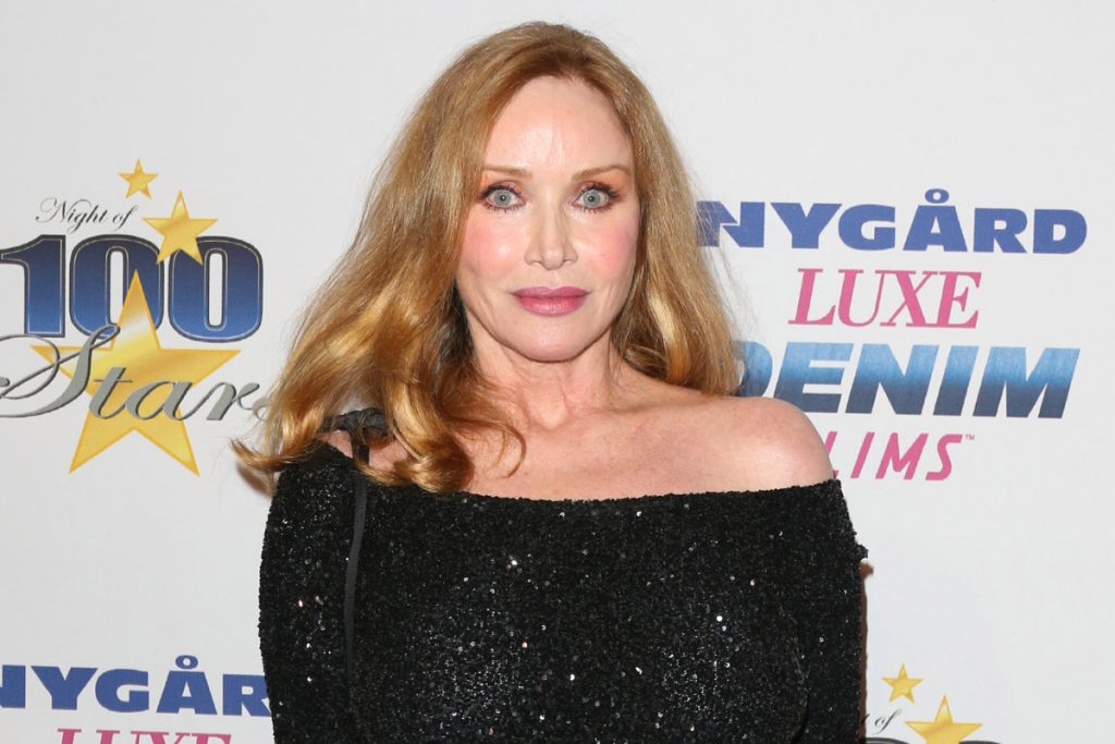 The publicist now says Tanya Roberts is alive after all